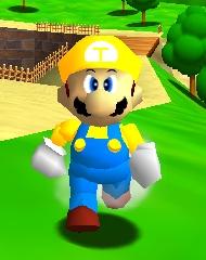 Thunderio V2 (Super Mario 64) by Aso-Designer on DeviantArt