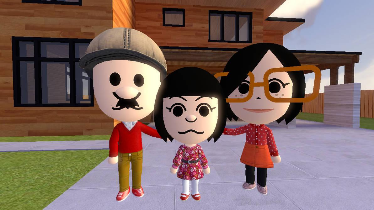 (SFM) Family photo