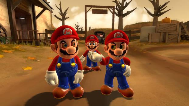 Mario Impostors