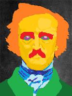 Edgar Allan Poe: Redone by zyker325
