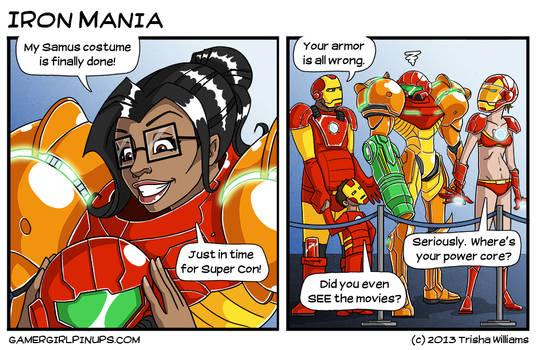 Iron Mania