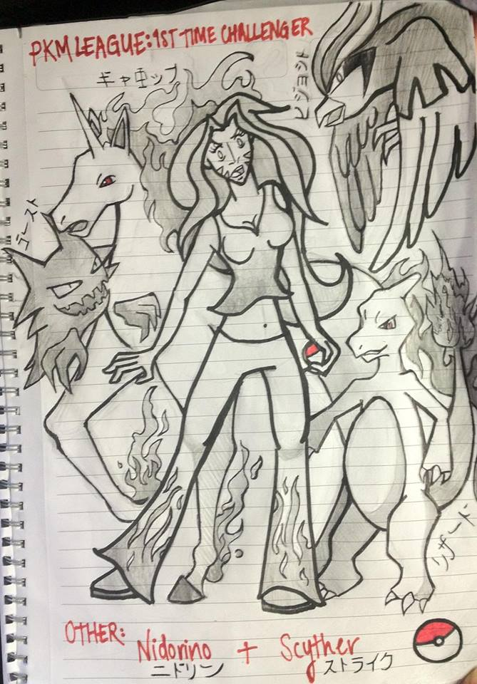I Choose You, PKMN League (Old) by xXPharaohKissesXx