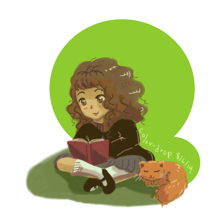 Hermione by Artzykat
