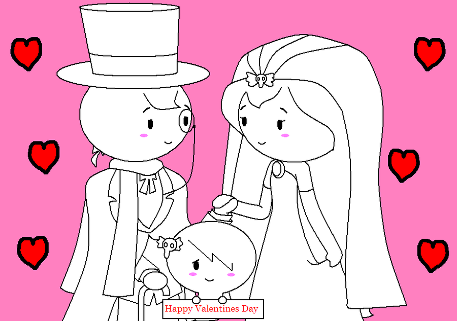 TAWoG: LorettaxBenedict Valentines Day Pic 1 by dannichangirl