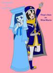 VT - RGLatNSMMaG - Lady Gloria and Miss Maria