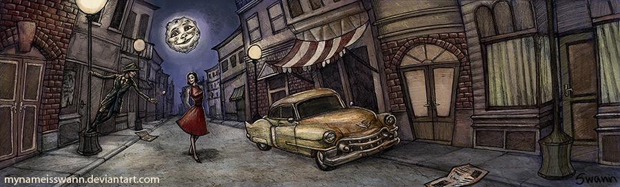 Freelance Illustrator looking for work