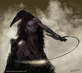 The Hangman by AsyaYordanova