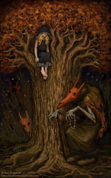 The Girl that Lurks in the Wood