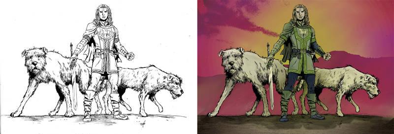 Celtic Wolfhound