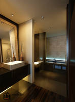 Vanity Counter, Singapore by deguff