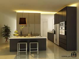 3B Kitchen by deguff
