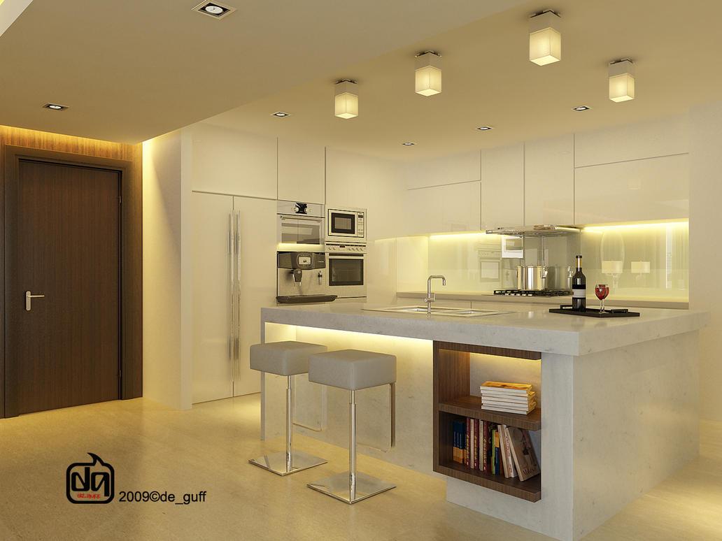 Prestige Kitchen by deguff on DeviantArt