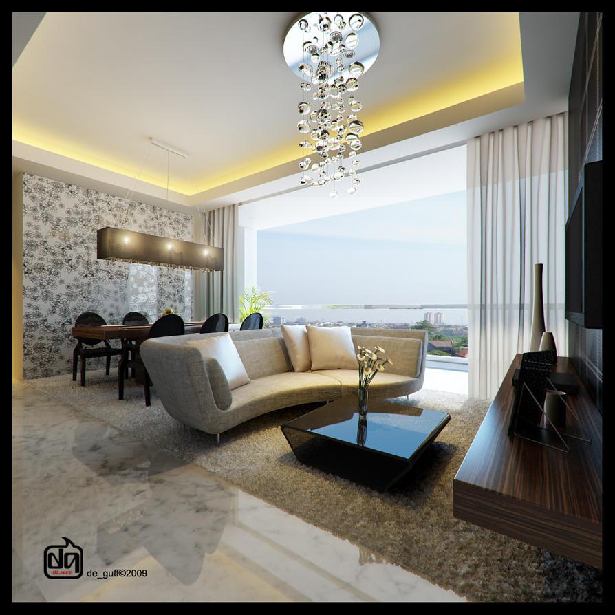 Living Room Conceptual1 By Deguff On DeviantArt