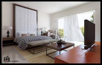 Waluyo Bedroom by deguff