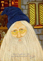 A. P. W. B. Dumbledore by barbaroka