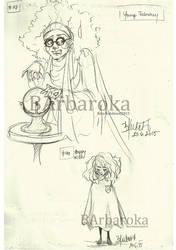 #98 #99 by barbaroka