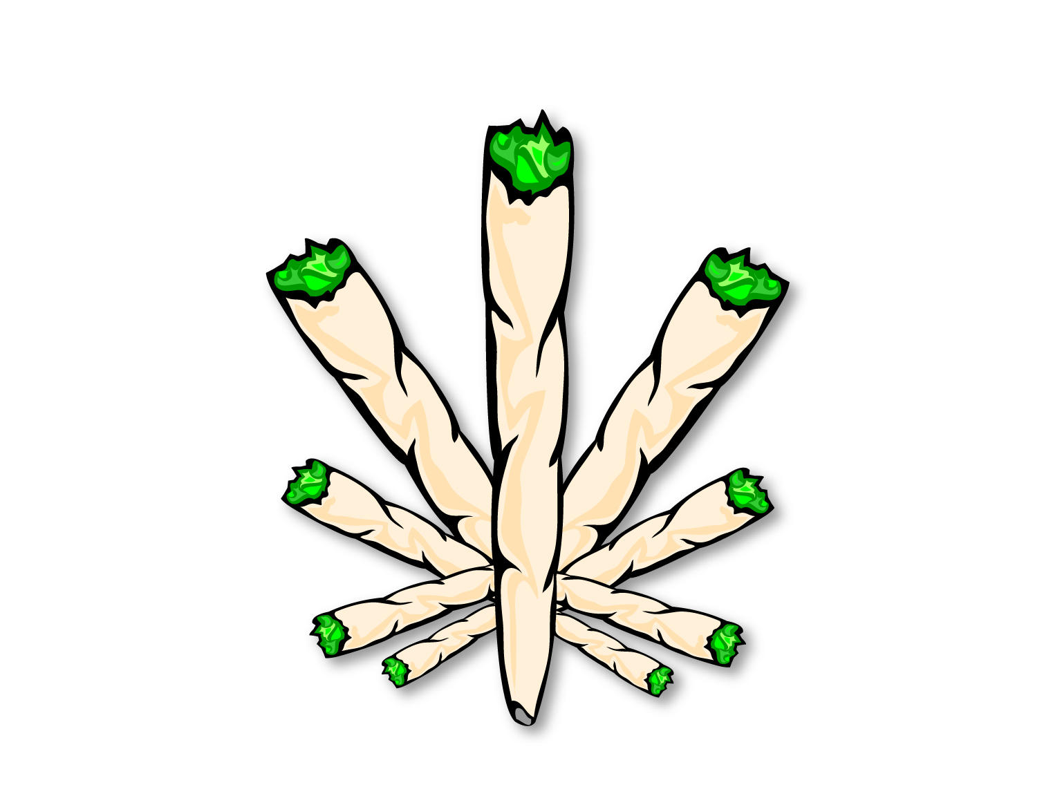 how to hold a joint of weed