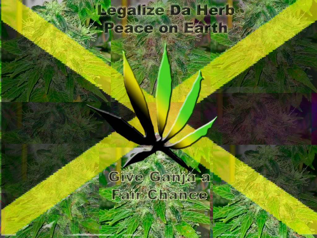 Free Da Ganja 1 by ~Club-Marijuana on deviantART