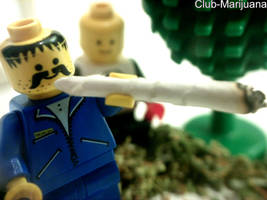 Contest Entry - Lego Joint by Club-Marijuana