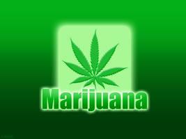 Marijuana Minimal Wallpaper by Club-Marijuana