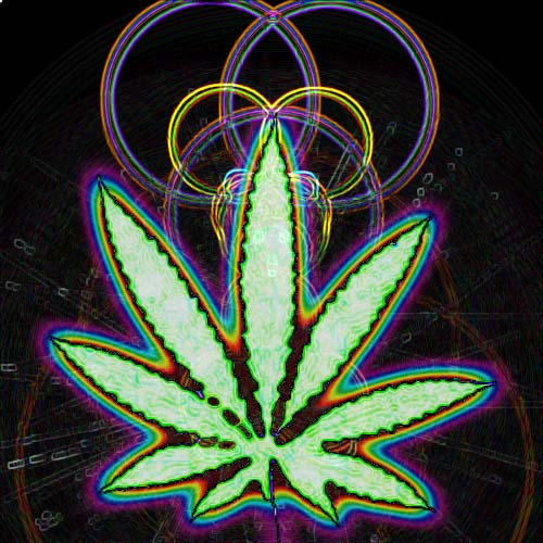 Psychedelic Weed II by Club-Marijuana on DeviantArt