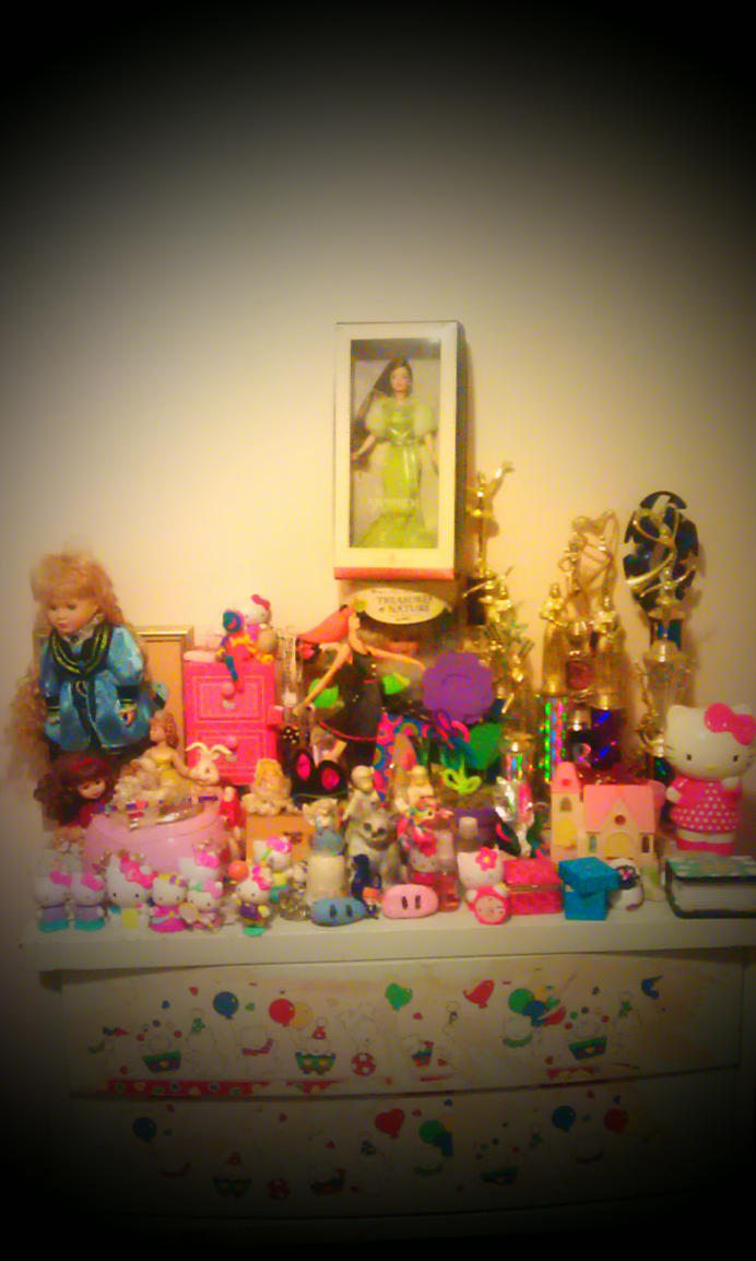 my dresser by art-is-my-bream