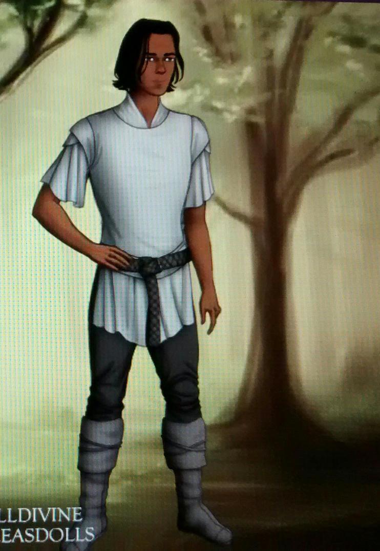 Star wars OC: Jararn hinjo by art-is-my-bream