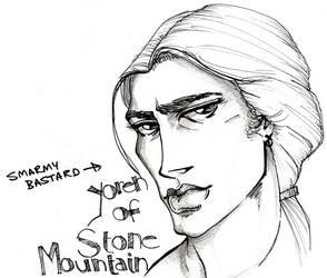 Joren of Stone Mountain by OddKitty