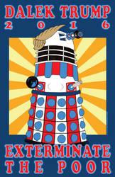 Dalek Trump 2016