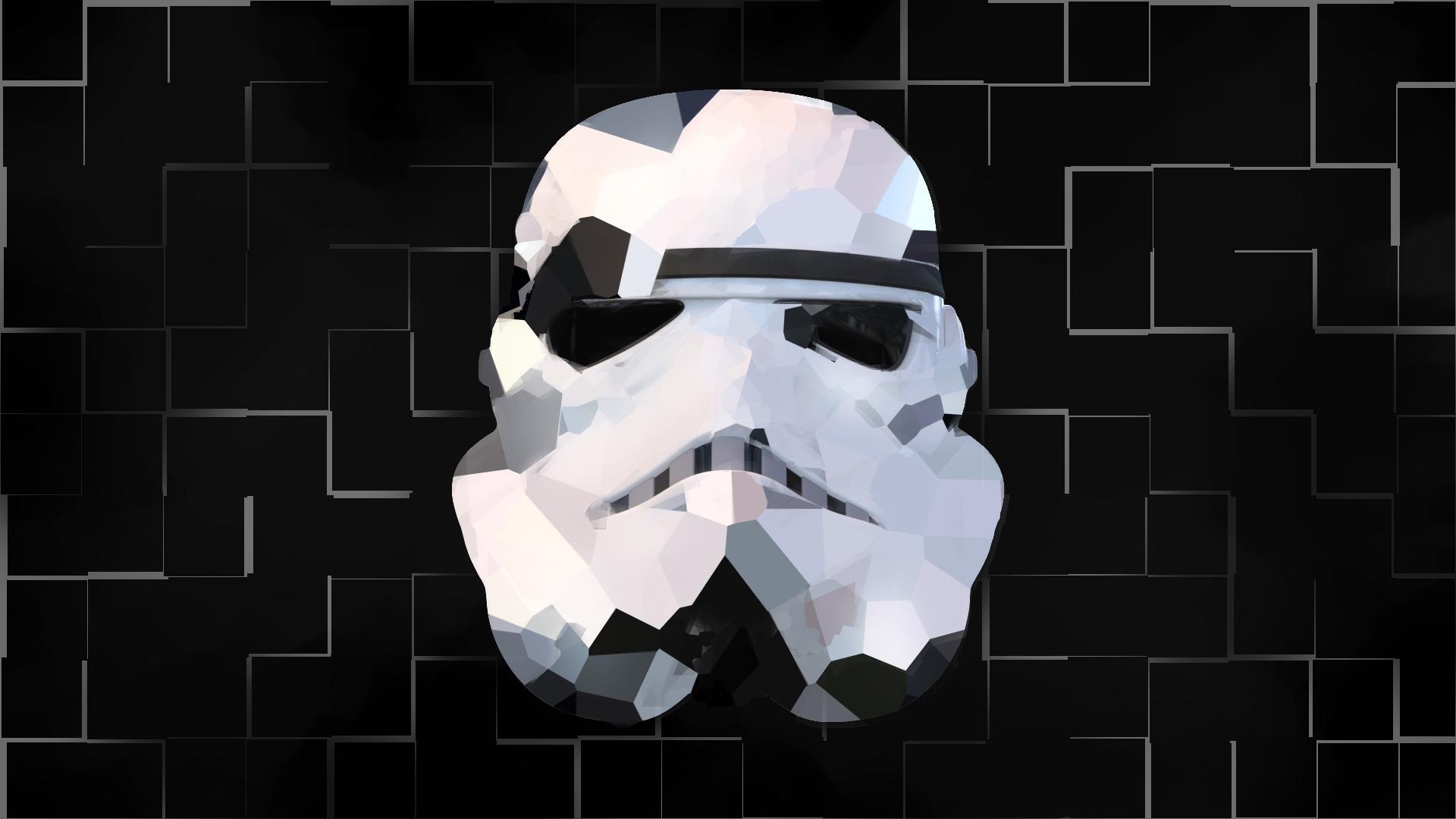 Stormtrooper minimalist by LMcentury21 Stormtrooper minimalist by LMcentury21