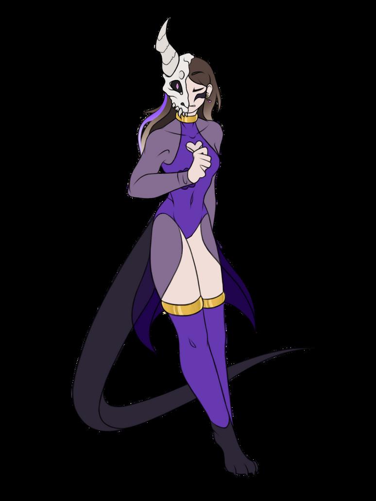 The Nameless Queen by AvianVnaivA