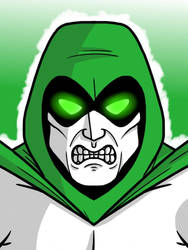 The Spectre by mantis-bot-1