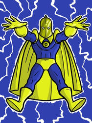 Dr. Fate by mantis-bot-1