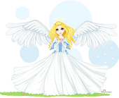 Angel by Karoiii