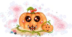 Pumpkins by Karoiii