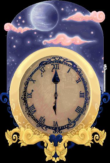 The Clock by Karoiii