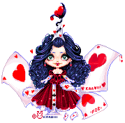 Piwee of Hearts by Karoiii