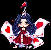Piwee of Hearts by Karoiii