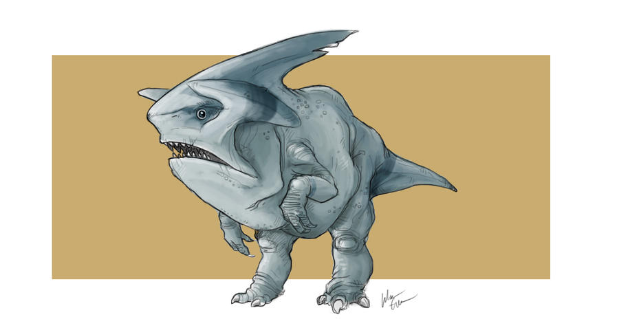 Gible Toy: Gible By Pencilsnstuff On DeviantArt