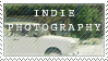 Indie Photography Stamp by ciscotjuh