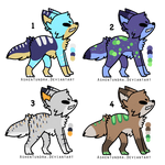 Canine Adopts (CLOSED)
