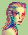rainbow by luckeri