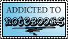Addicted to Notebooks Stamp by anexara