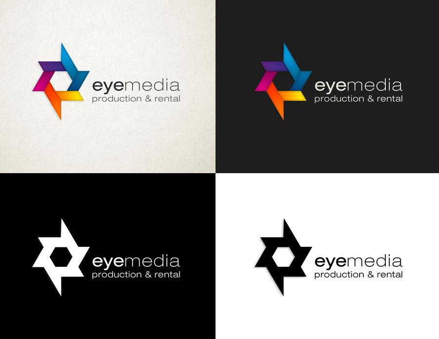 Eyemedia Logotype proposal by Thrym982