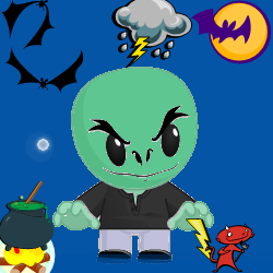 Phantanos.. a creepy character by Phantanos