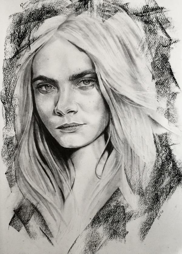 Cara Delevingne by QueenLondyn