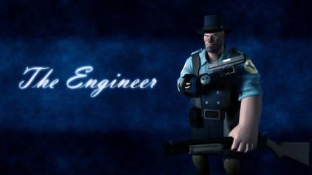 Teams: BLU Engineer by Dafuqer7