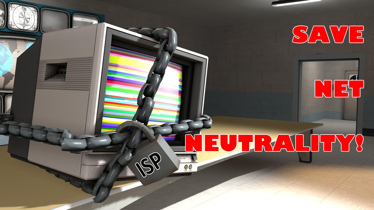 Save Net Neutrality by Dafuqer7