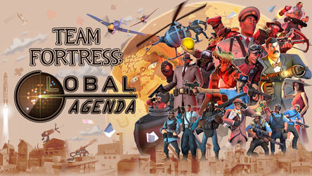 Team Fortress: Global Agenda by Dafuqer7