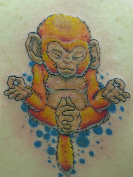 Shawna's Monkey